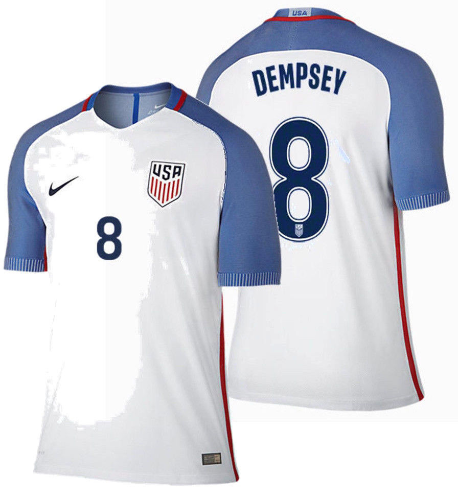 a5b88bc35 Nike Clint Dempsey Usa Vapor Match Authentic and 50 similar items