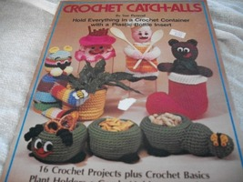 Crochet Catch-Alls Pattern Book - $7.00