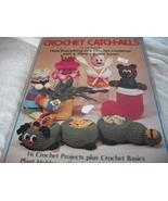 Crochet Catch-Alls Pattern Book - $7.00