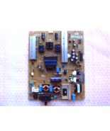 LG 50LF6100 POWER SUPPLY BOARD P# EAX65423801 (2.2) - $30.00