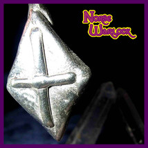 Magick Knights of The Round Table Magick Cross of Protection Pendant! ha... - $299.99