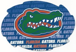 """NCAA Florida Gators 5""""x6"""" Officially Licensed Team Color Swirl Magnet - $6.95"""