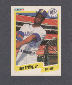 1990 Fleer Ken Griffey Jr Rookie Card And 50 Similar Items