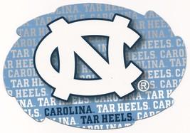 "NCAA North Carolina Tarheels 5""x6"" Officially Licensed Team Color Swirl Magnet - $6.95"