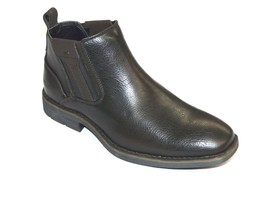 Men's Kenneth Cole Reaction Slip On Boot Leather Be A wear Dark brown Comfort   - $73.49