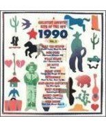 Greatest Country Hits Of The 90's, 1990 Vol. 2 by Sony (1991-09-10) [Aud... - $13.85
