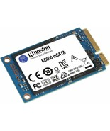 Kingston - SKC600MS/5- 512G Solid State Drive KC600 SATA3 mSATA - $108.85