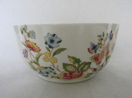 Aynsley English Bone China Bowl - Cottage Garden Pattern, New with Label - $9.99