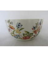 Aynsley English Bone China Bowl - Cottage Garden Pattern, New with Label - $20.00