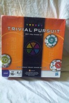 Trivial Pursuit Bet You Know It High Stakes Trivia Board Game - $29.45