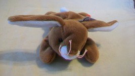 Ears the Rabbit Ty Beanie Baby DOB April 18, 1995 Style 4018 - $14.84
