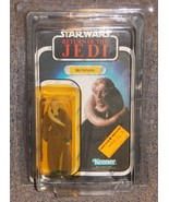 Vintage 1983 Star Wars Bib Fortuna Action Figure New In The Package & St... - $89.99