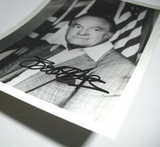 Bob Hope Original Authentic Autographed 5 x 7 Black White Photograph 1970's - $19.99