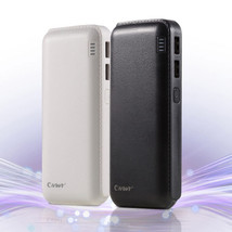 Cager B16 12000mAh Dual USB Power Bank For iPho... - $28.53