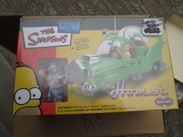 """POLAR LIGHTS """"THE HOMER"""" WITH PREPAINTED FIGURE THE SIMPSONS - $74.99"""
