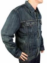 Levi's Men's Premium Classic Cotton Button Up Denim Jeans Jacket 705890019 image 2