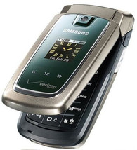 Samsung SCH-U550 Cell Phone with Bluetooth Camera Music Player BREW (Ver... - $2.50