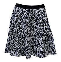 Rebecca Taylor Women's Leo Flip Flared Skirt Black/White - $79.99+