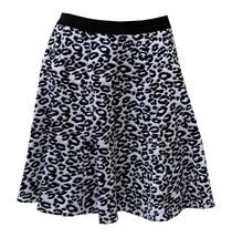 Rebecca Taylor Women's Leo Flip Flared Skirt Black/White - $107.63 CAD+