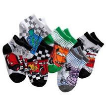 Disney Pixar Boys Low Cut Crew Sock - $7.99