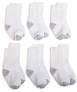 Hanes Boys' Crew Sock 6 Pair Small - $5.99