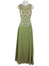 J KARA Petite Beaded Chiffon Gown - $99.99+