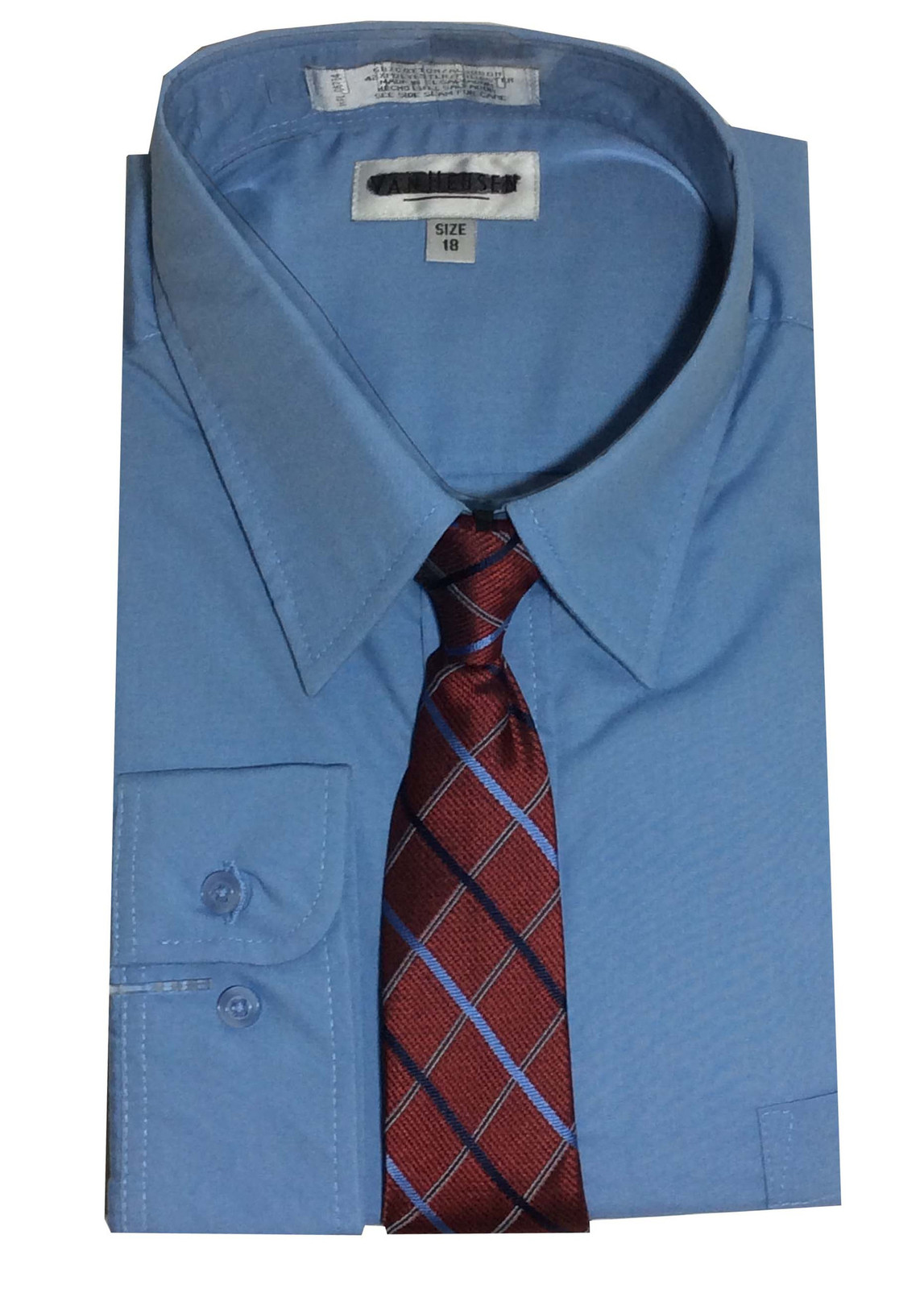 Van Heusen Dress Dhirt and Tie Set - $10.99