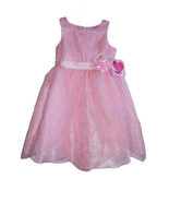 Youngland special occasion dress pink tinkerbell design ed thumbtall
