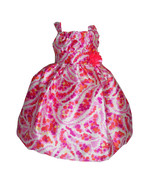 Youngland special occasion dress pink multicolor size 4t thumbtall