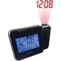 Westclox Digital Lcd Projection Alarm Clock (pack of 1 Ea) - $24.99
