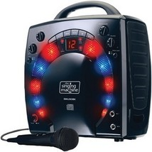 The Singing Machine Portable Karaoke Systems (black) (pack of 1 Ea) - $40.94