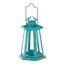 Aqua Lighthouse Mini Lantern (pack of 1 EA) - €5,57 EUR