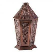Byzantine Pewter Lantern (pack of 1 EA) - $24.10