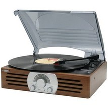 Jensen 3-speed Stereo Turntable With Am And Fm ... - $39.09