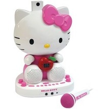 Hello Kitty Karaoke System With Built-in Video Camera (pack of 1 Ea) - $76.64