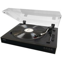 Jensen Professional 3-speed Stereo Turntable Wi... - $87.14