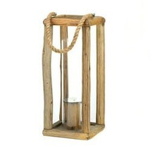 Sylvan Tall Candle Lantern (pack of 1 EA) - $26.20