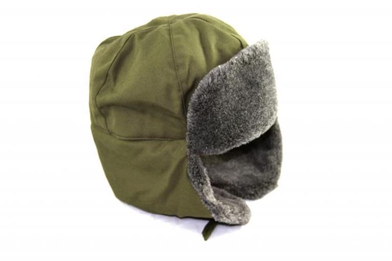 94b527c0cdc07 Vintage Czech cold war communist ushanka shapka hat cap winter soviet era