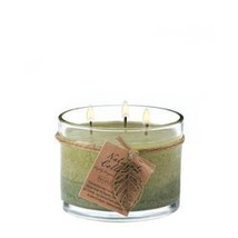 Serenity Glass Candle Jar (pack of 1 EA) - €7,47 EUR