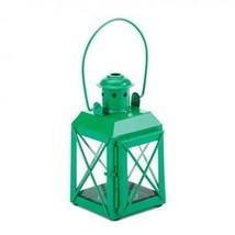 Mini Crisscross Candle Lamp Green (pack of 1 EA) - €5,57 EUR