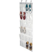 Honey-can-do 24-pocket Over-the-door Closet Org... - $6.81