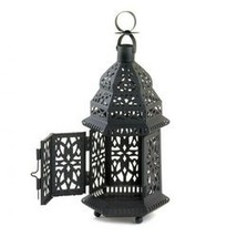 Moroccan Style Lantern (pack of 1 EA) - $6.25