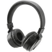 Ilive Bluetooth Wireless Headphones With Microphone (black) (pack of 1 Ea) - $12.59