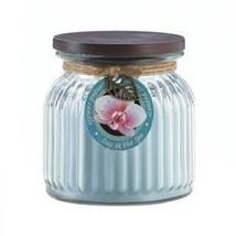 Day At Spa Ribbed Jar Candle (pack of 1 EA) - $9.87