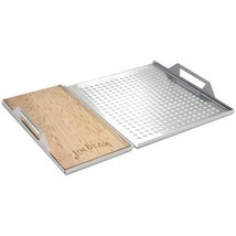 Jim Beam Cedar Plank Grill Topper Set (pack of 1 Ea) - $24.99