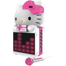 Hello Kitty Karaoke System With Led Light Show (pack of 1 Ea) - $76.64