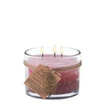Relaxation Glass Jar Candle (pack of 1 EA) - $8.81