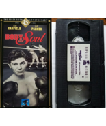 John Garfield, Lilli Palmer in Body & Soul 45th Anniversary Republic VHS - $5.95