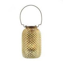 Tall Diamond Candle Lantern (pack of 1 EA) - $7.67