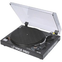 Pyle Pro Belt-drive Usb Turntable With Digital ... - $114.99